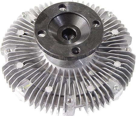 Engine Cooling Fan Clutch for Honda Isuzu Passport Amigo Axiom Rodeo 98-02 3.2L