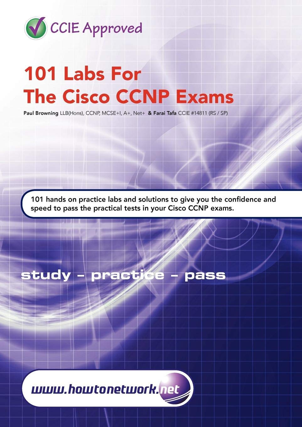Buy 101 Labs for the Cisco CCNP Exams Book Online at Low