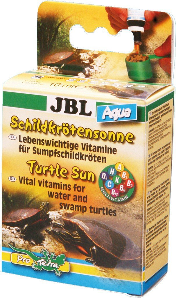 JBL Schildkrötensonne Aqua - 10 ml