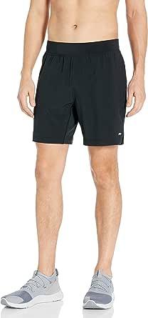 "Amazon Essentials Men's 7"" Stretch Woven Training Short"