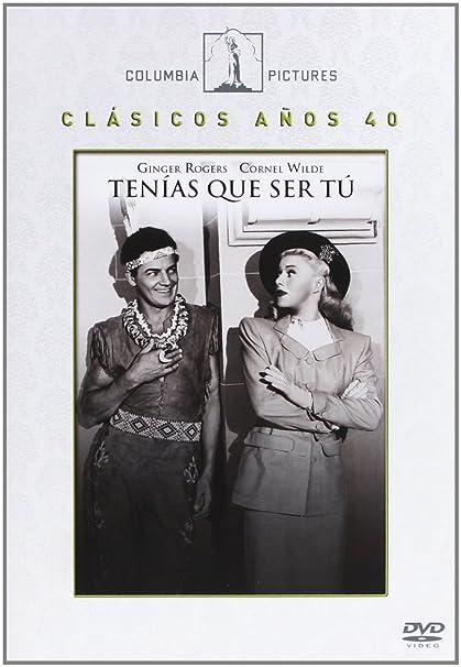 Clásicos Años 40: Tenías Que Ser Tú [DVD]: Amazon.es ...