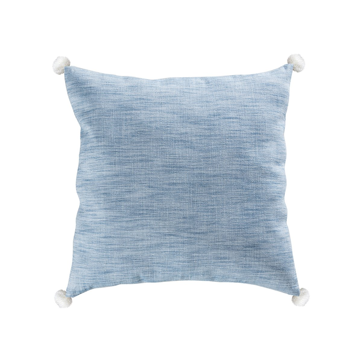Amazon.com: Pomeroy 906671 bellford Azure almohada 20 x 20 ...