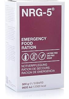 Raciones, NRG-5, 500 G, (9 bricolour), 7% IVA: Amazon.es: Bricolaje y herramientas