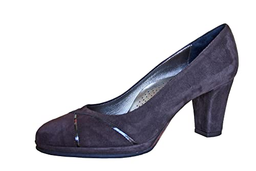 bbfc0a50465b99 Lady Raffy Pumps in schwarz