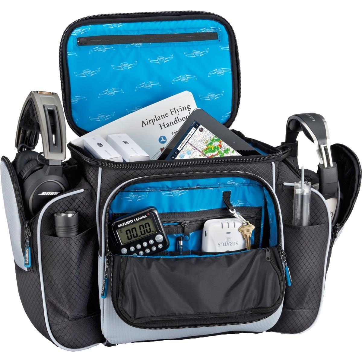 Sportys Flight Gear Captain's Bag: Amazon co uk: Luggage