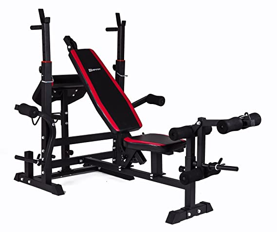 banc de musculation reglable hs-1075