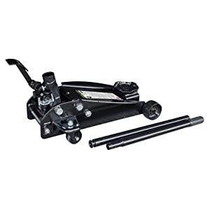 TURBOCAR 642387 T Trolley Jack with Pedal, 3 t