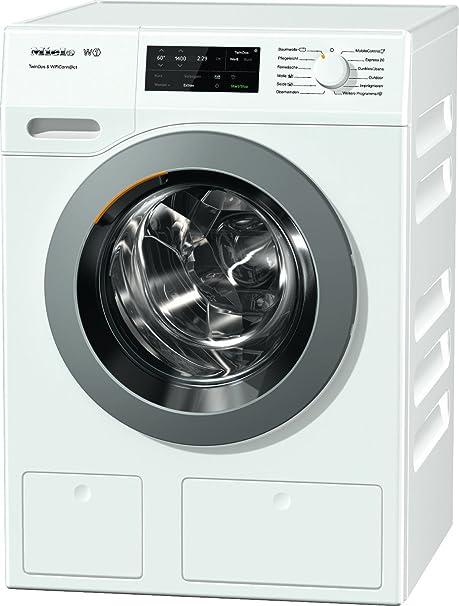 Miele WCE 670 WCS Waschmaschine / mit Automatischer Dosierung / Waschmaschine 8 kg Energieklasse A+++ / 176 kWh/Jahr / für sp