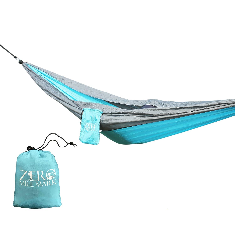 size 40 989a4 d5bce Amazon.com: Zero Mile Mark Camping Hammock – Portable and ...