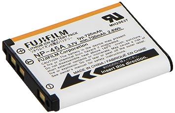 Lithium Ion Battery >> Fujifilm Original Oem Battey Fujifilm Np 45a Li Ion Battery Pack For Digital Cameras Bulk Package
