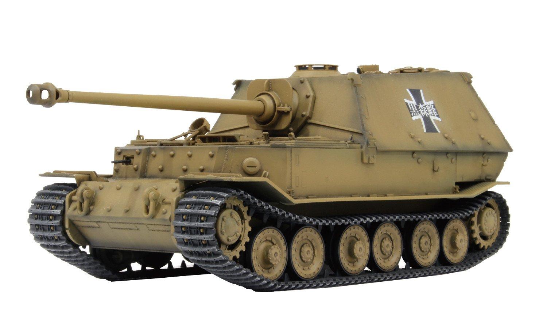Platz girls & Panzer Tiger tank Elefant kuromori peak Academy 1/35 scale plastic model GP-37