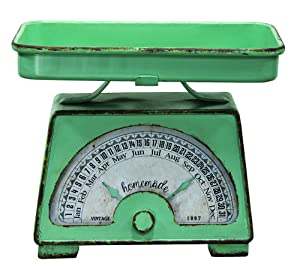 CWI Gifts Vintage Scale Calendar