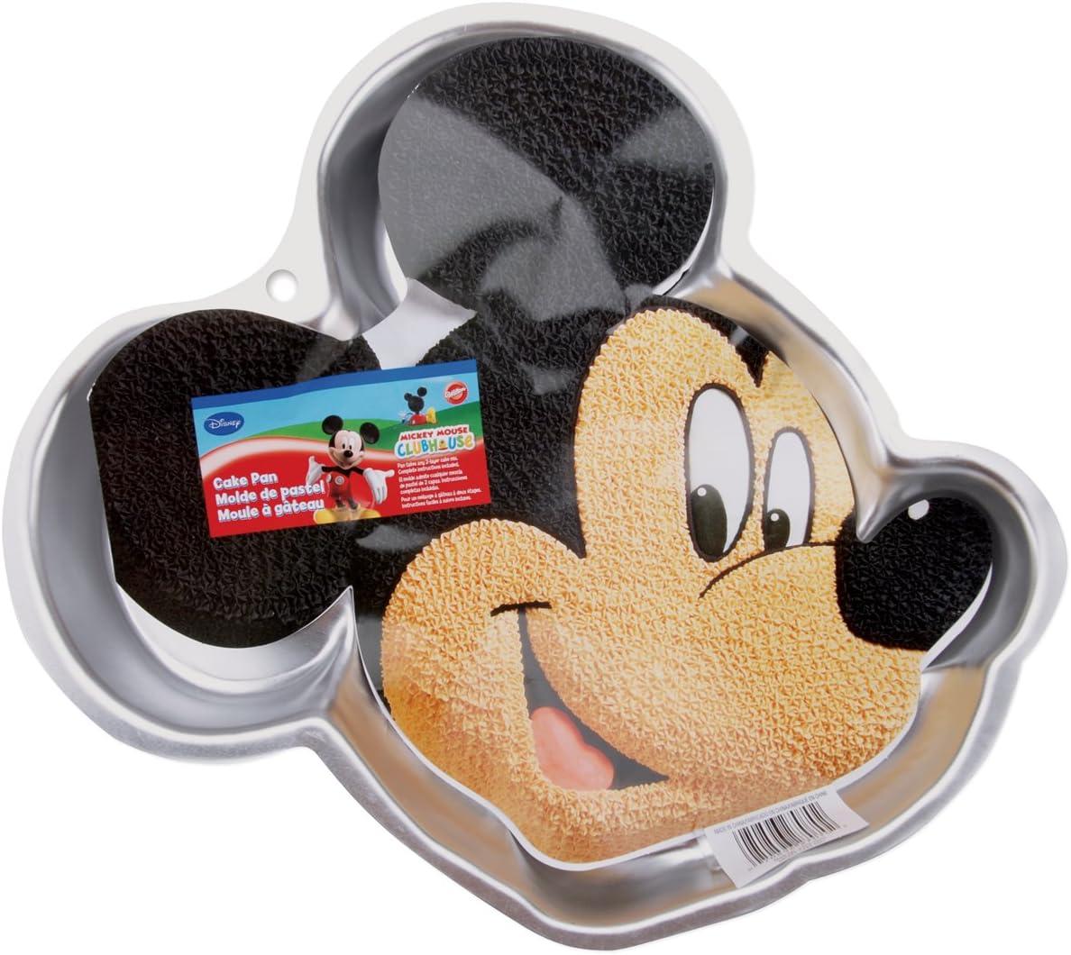 Wilton Disney Mickey Mouse Clubhouse Aluminum Birthday Cake Pan