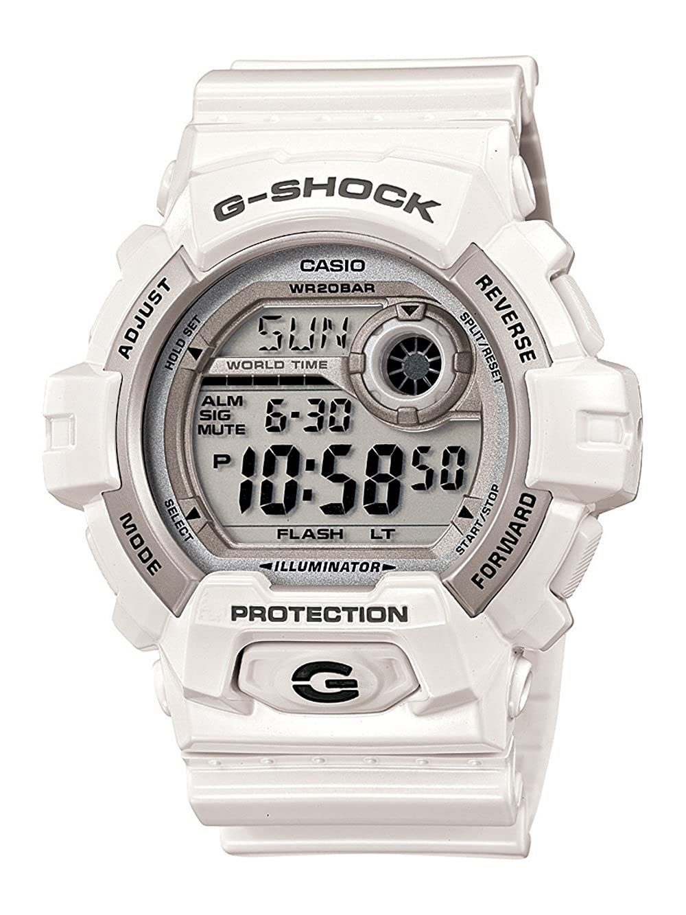 : Casio Men's G8900A 7CR G Shock Shock Resistant