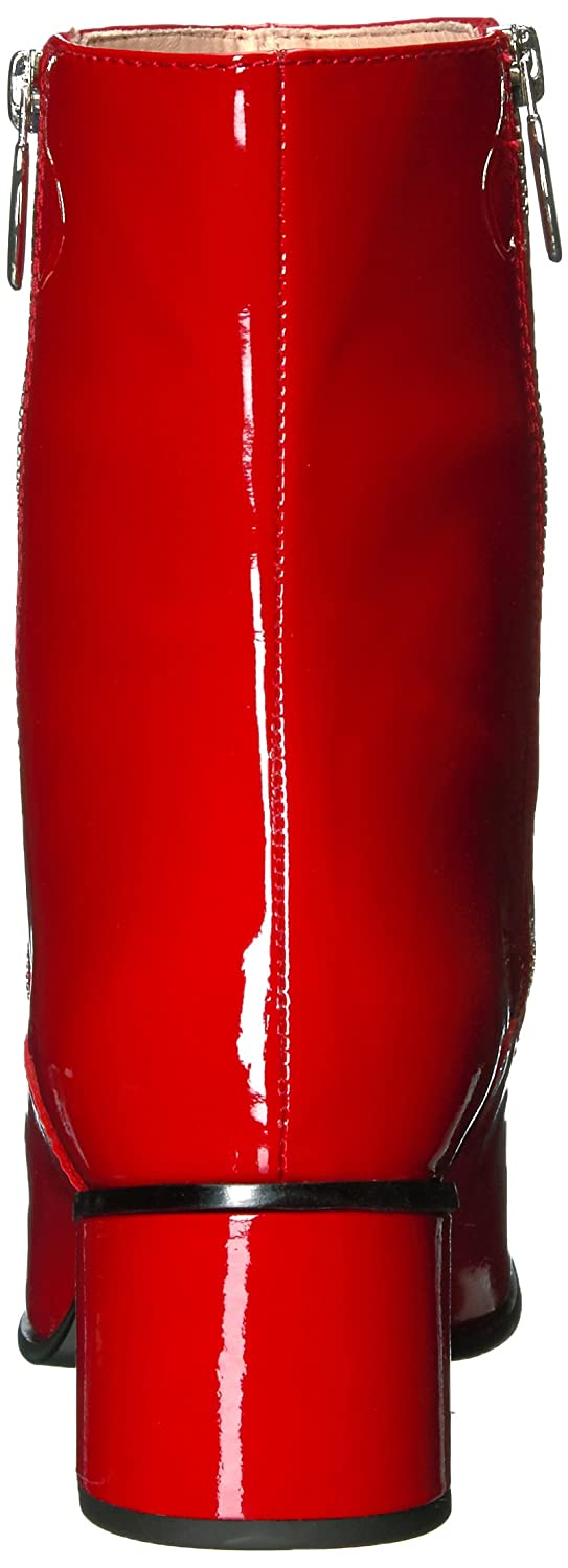 Marc Jacobs Women's Crawford Double Zip Ankle Fashion Boot B06Y1KJRVX US)|Red 36 M EU (6 US)|Red B06Y1KJRVX e081b1