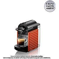 Nespresso C61 Pixie, Kırmızı