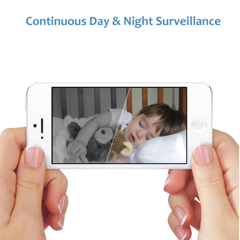 WiFi Camera W/Full App Control
