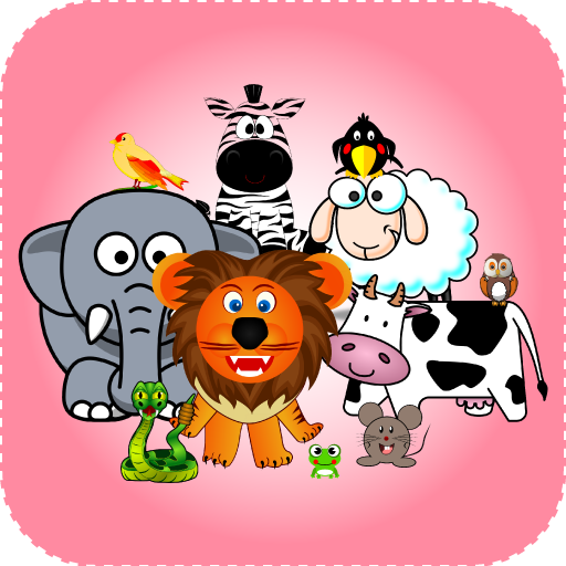 Animals For Kids (3-4 Year Olds) -