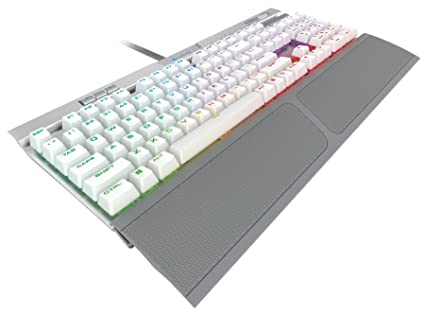 CORSAIR K70 RGB MK 2 SE Mechanical RAPIDFIRE Gaming Keyboard - USB  Passthrough & Media Controls - PBT Double-Shot Keycaps - Cherry MX Speed -  RGB LED