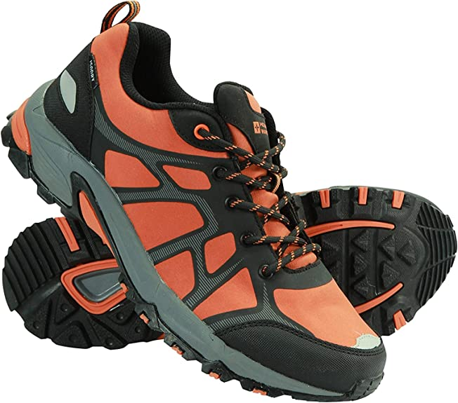 Mountain Warehouse Zapatillas Impermeables Ascent Softshell ...