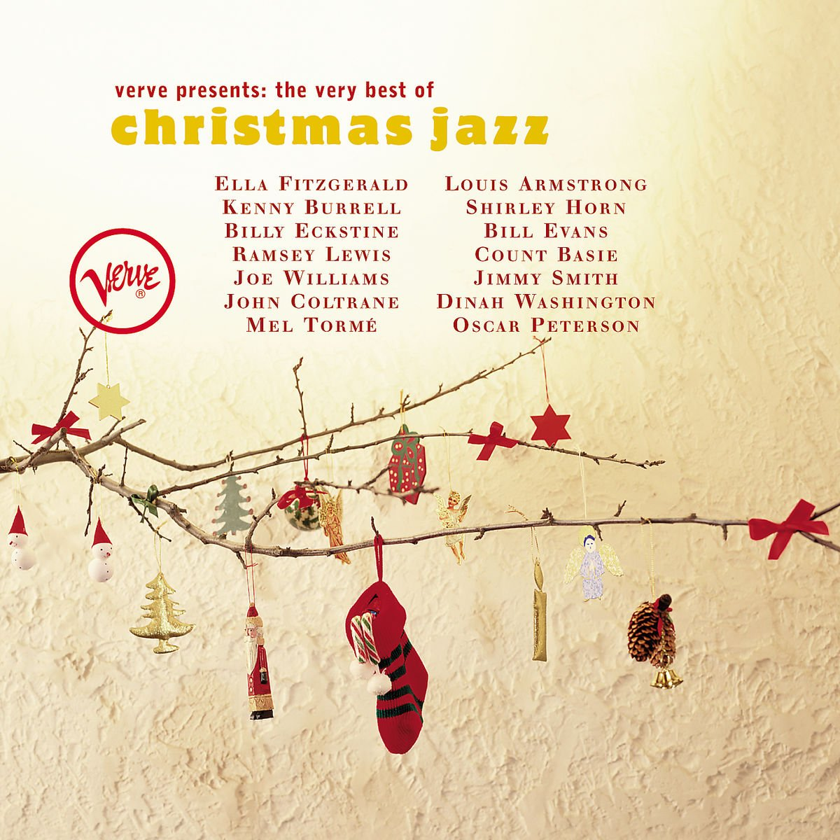 Verve Presents: The Very Best of Christmas Jazz von Various Artists