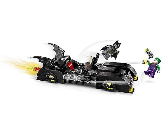 Dc 76119 Super Du Lego Et Heroes Poursuite Enfant BatmobileLa Comics 7 Plus342 Pièces JokerJouet Ans xdCoWQBEre