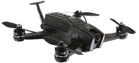 UVify Draco HD with 720p Digital HD Camera, DSMX Compatible, Modular Racing  Drone, Matte Black, Matte Black