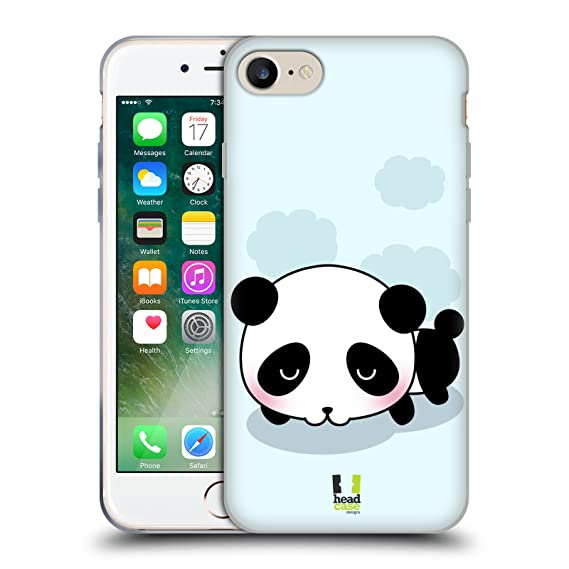 head case designs sweet dreams kawaii panda soft gel case for iphone 7 iphone 8