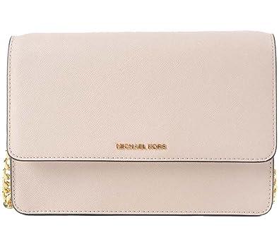 Buy Michael Kors Daniela Large Leather Crossbody at Amazon.in