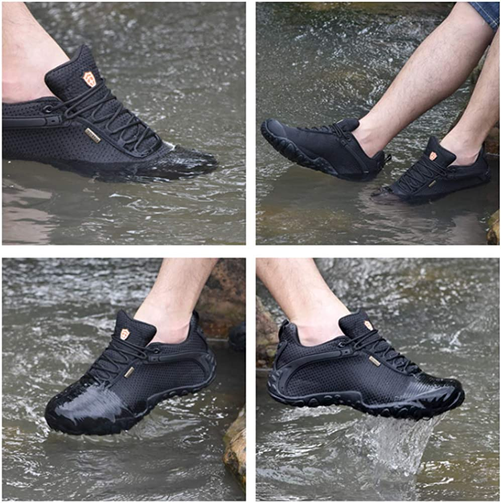 SELCNG Hiking Shoes mesh Breathable Water Shoes Hiking Outdoor Hiking Shoes