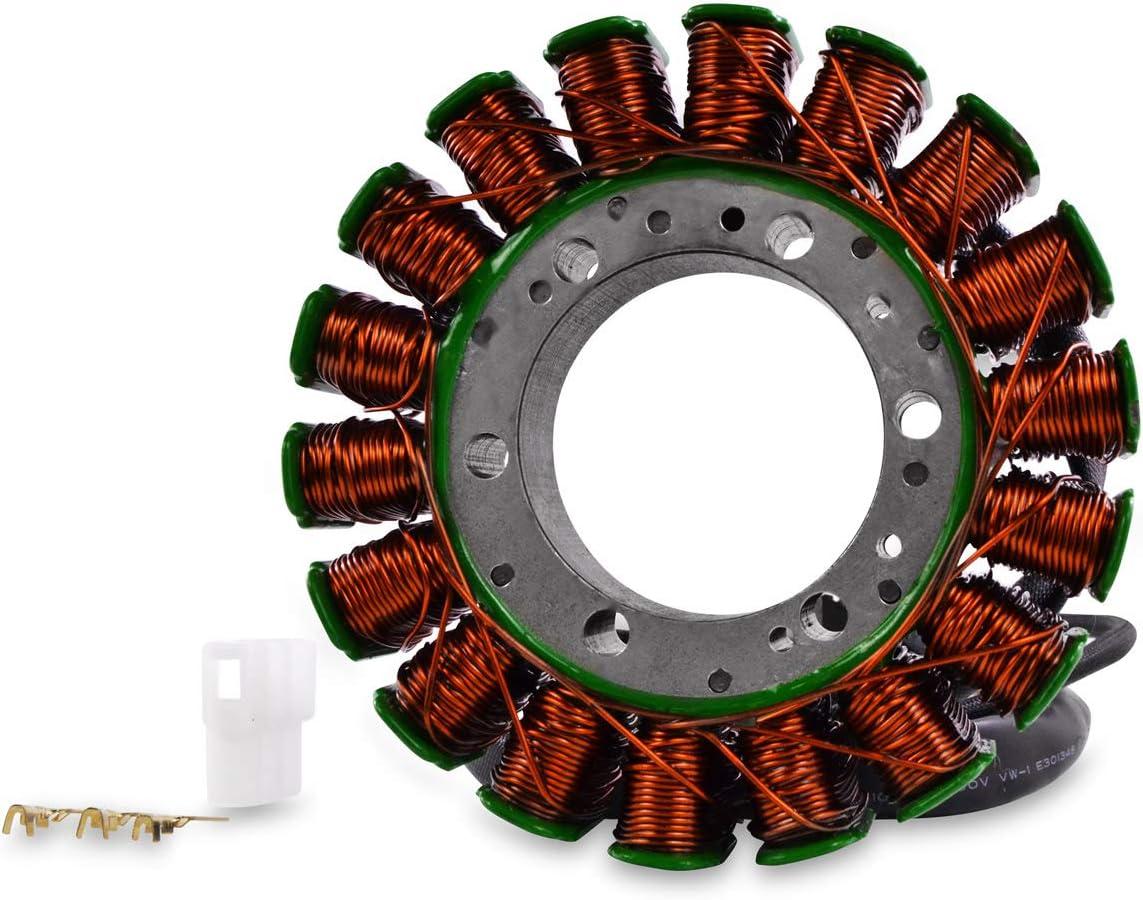 Generator Stator For Suzuki Boulevard C90 VL 1500 2005 2006 2007 2008 2009 OEM Repl.# 32101-10F10 32101-10F11