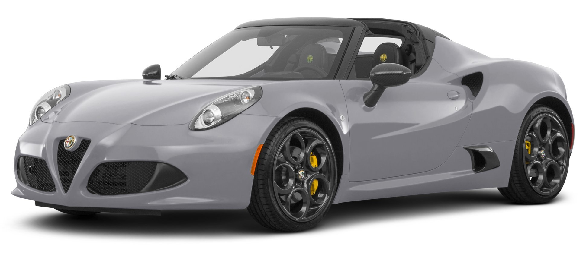 2016 alfa romeo 4c reviews images and specs vehicles. Black Bedroom Furniture Sets. Home Design Ideas