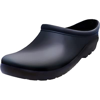 Sloggers Men's Premium Garden Clog , Black, Size 11, Style 261BK11: Garden & Outdoor