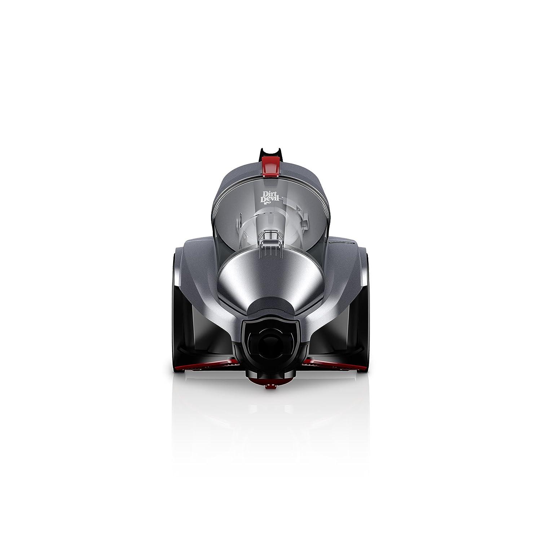 Dirt Devil Rebel 24 HF 700 W - Aspiradora (700 W, 25,2 kWh, 220-240 V, 50/60 Hz, Aspiradora cilíndrica, Sin bolsa): Amazon.es: Hogar