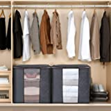 Lifewit Clothes Storage Bag 90L Large Capacity