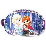 Reine des Neiges [N6039] - Trousse de toilette enfant 'Frozen - Reine des Neiges' bleu violet