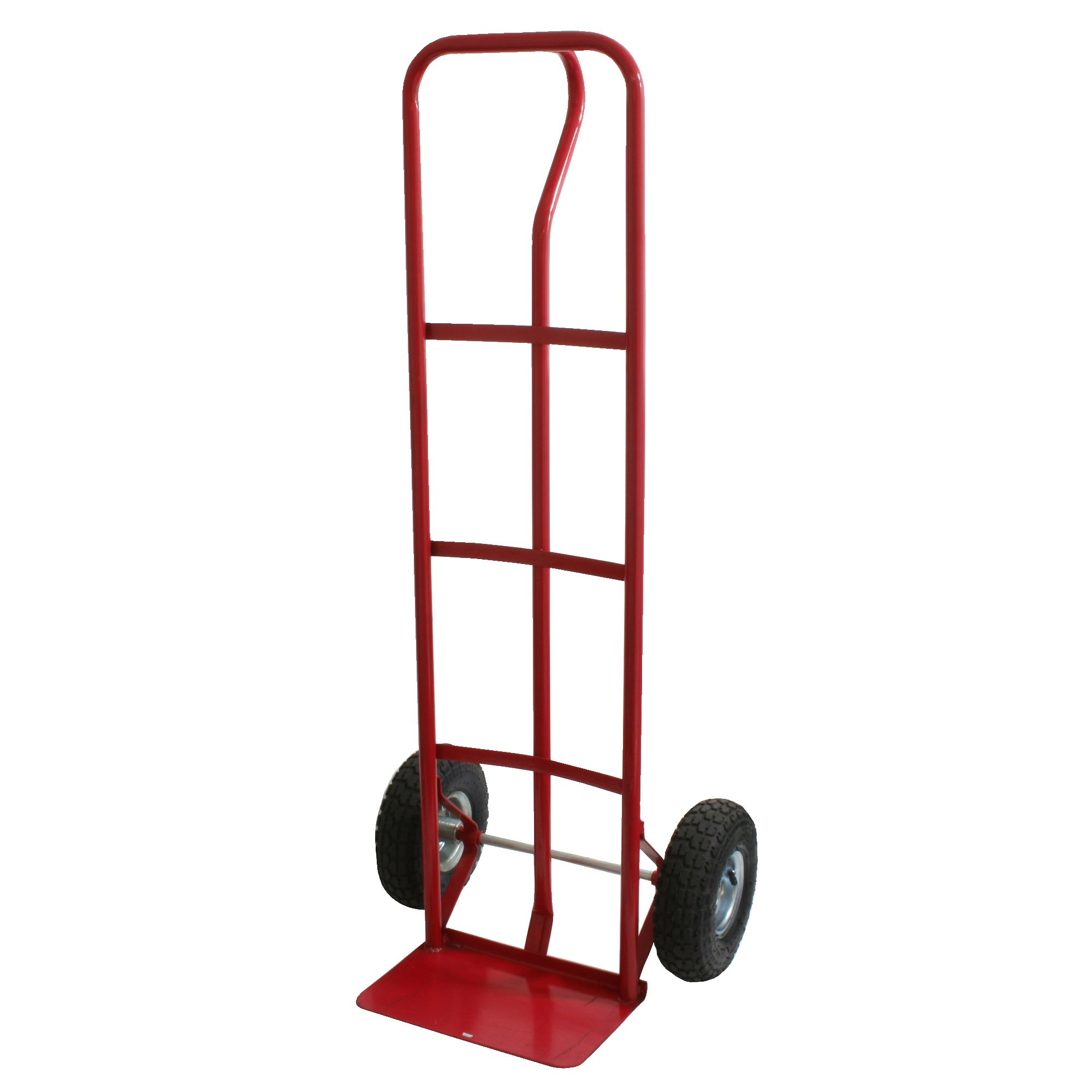 Buffalo Tools HDTRUCKP Red Heavy Duty Hand Truck