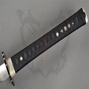 Amazon.com: Tipo Ito & Sageo para japonés Samurai Espada ...