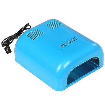 Amazon.com : [US Store] ACEVIVI 36W Portable UV Light Lamp Gel ...