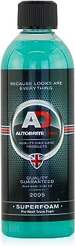 Autobrite Direct Ltd 5060430150374 Super Schaumstoff 500 Ml Auto