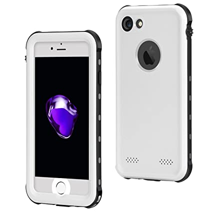 huge selection of 19340 cba4f iPhone 7 Waterproof Case, Bessmate IP68 Certified Waterproof ...