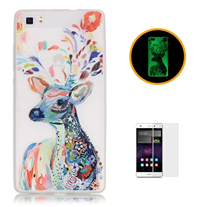Amazon.com: casehome iPhone 5S/5 Luminoso funda ...