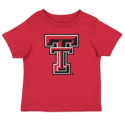 dc3677bc7 Future Tailgater Texas Tech Red Raiders LOGO Infant/Toddler T-Shirt (2T)