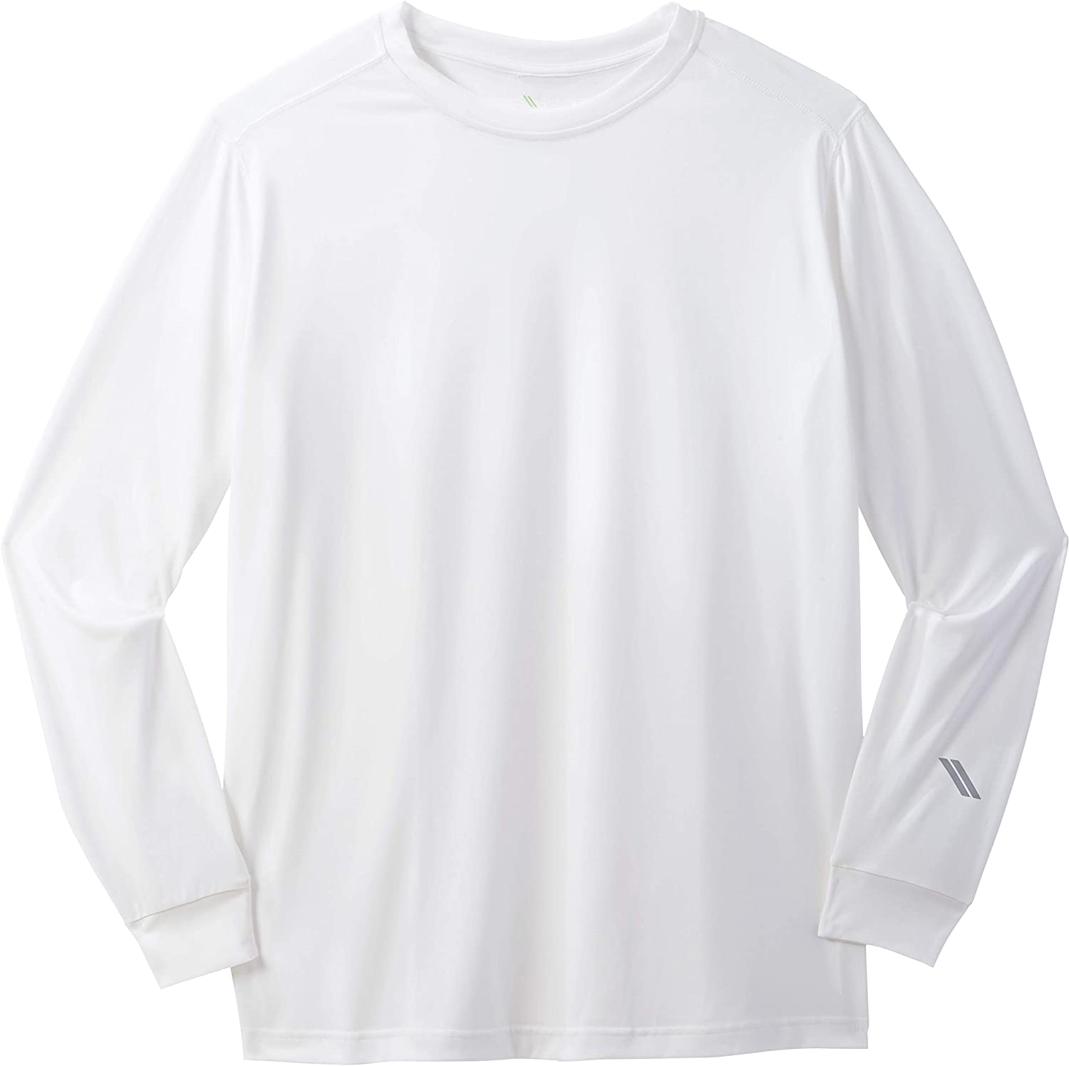 Kingsize Sport Collection Mens Big /& Tall X-Absorb Wicking Long-Sleeve Tee