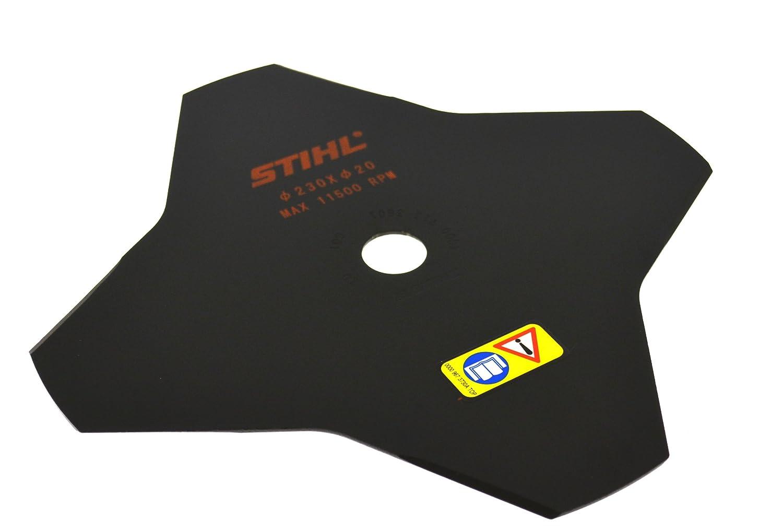 Stihl 4000 713 3801 - Cuchilla para cortacésped (repuesto ...