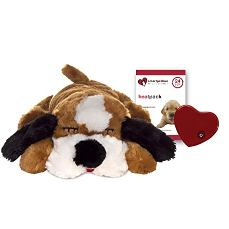 Amazon Com Smartpetlove Snuggle Puppy Behavioral Aid Toy Brown And