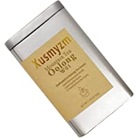 Xusmyzm Oolong Tea Leaves Dragon Mountain tea Gift 50g Tin