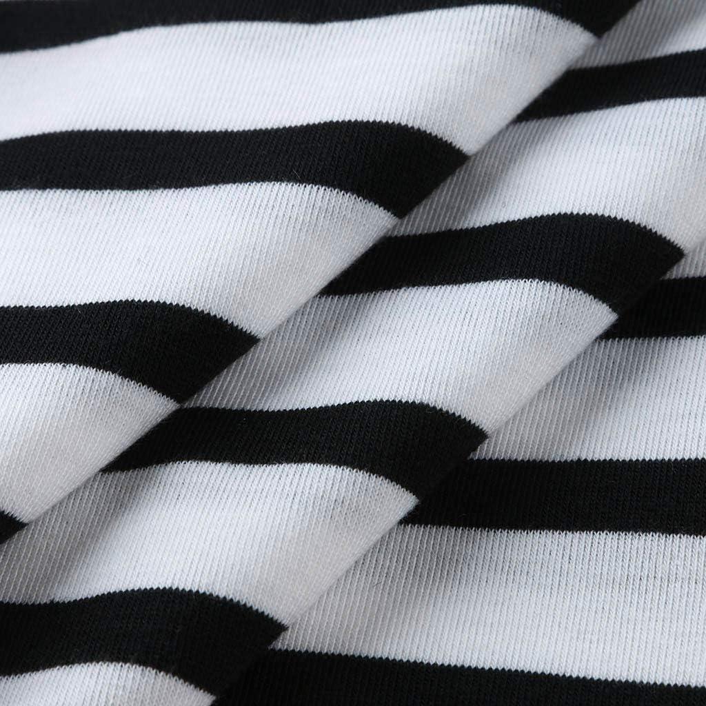 TUDUZ Damen Maternity Stillshirt Langarmshirt O-Ausschnitt Stillshirt /& Umstandsshirt//Stilltop /& Umstandstop