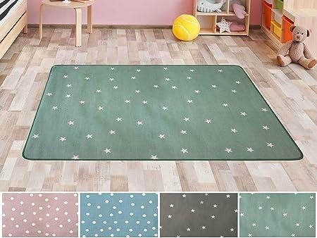 Primaflor - Ideen in Textil Tapis Enfant Vert Stella Motif ...