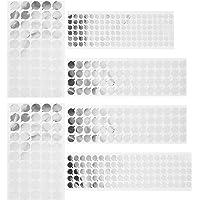 HEALLILY Folie Afdichting Stickers 6 Vellen Zelfklevende Afdichting Sticker Voor Lotion Flessen Tandpasta Cosmetische…